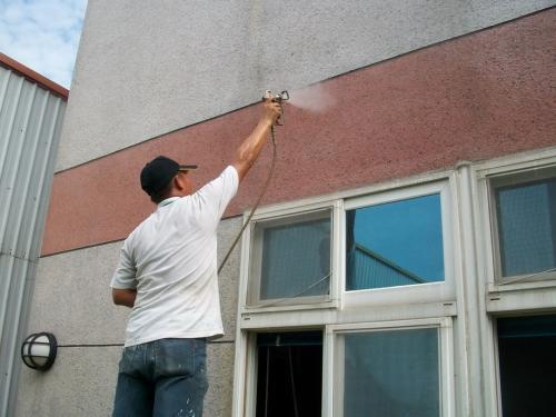成都高空外墙涂料粉刷